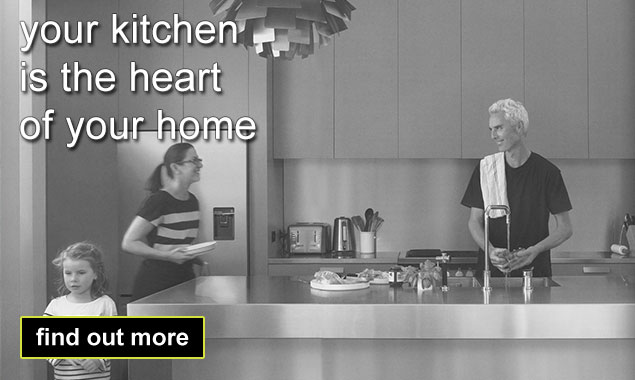 Your kitchen is the heart of your home